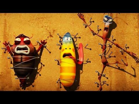 LARVA- CHINESE ANO NOVO ESPECIAL | 2017 Filme completo dos desenhos animados