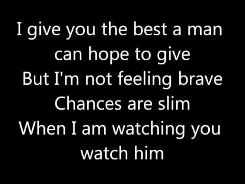Matt Nathanson - Watching You Watch Him