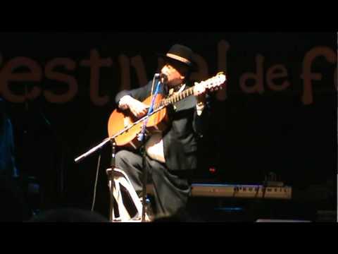 ARGENTINO LUNA, EL MALEVO, FESTIVAL DE FORTINES - RANCHOS 2011