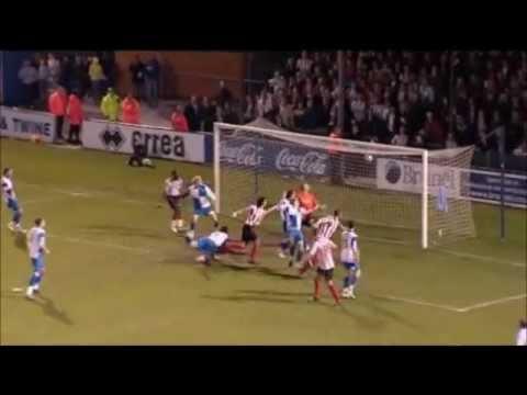 Rickie Lambert's Southampton League One Goals