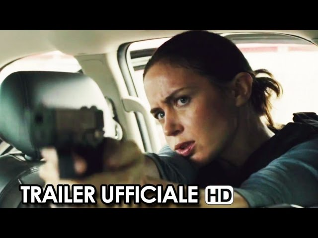 SICARIO Trailer Ufficiale Italiano (2015) - Denis Villeneuve Movie HD