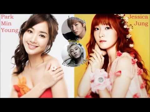 101118 Sukira Radio dzwonią do Jessici i Park Min Young [polskie napisy, polish subs / PL]