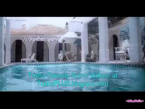 tamil super hit song trisha krishnan (thrisha)   lesa lesa...