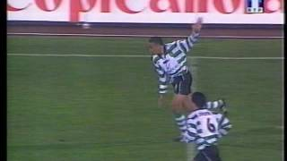 17J :: Sporting - 1 x Benfica - 2 de 1998/1999