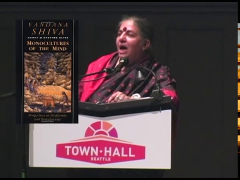 Pirate Television: The Future of Food with Vandana Shiva