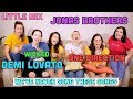 HARMONIZING CHALLENGE - Little Mix, Demi Lovato, Jonas Brothers, 1D