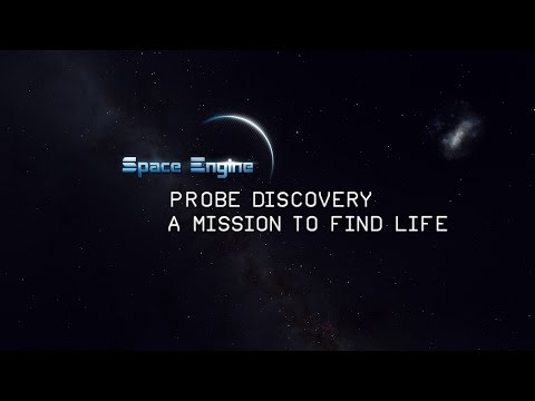 Space Engine: Probe Discovery Part 1 Solar Radiance