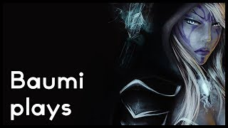 Dota 2   THE FASTEST FARMING HERO IN THE GAME!   Baumi plays Drow Ranger