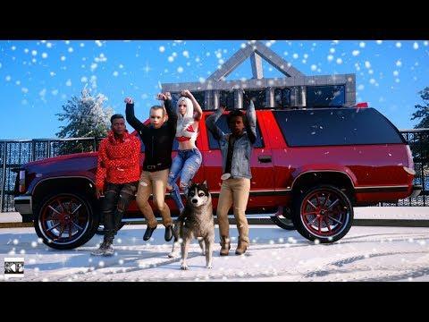 GTA 5 REAL LIFE MOD SS4 #20 SNOW & NEW FAMILY CAR