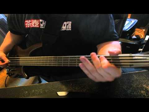 Metallica - Crash Course In Brain Surgery - Basssolo