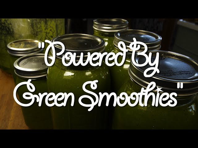 Powered By Green Smoothies (coming soon)