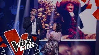 Andrés Cepeda y Anabelle cantan Cantares - Final | La Voz Kids Colombia 2019