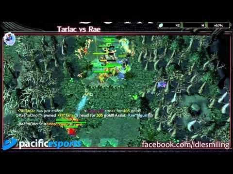 [GMPGL 4-9] Tarlac vs Rae