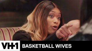 Tami Confronts Jackie About Her Loyalty As A Friend | Basketball Wives