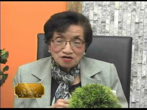 Mujer ejemplar (Dra. María Isabel Rodríguez) - Ministra de Salud