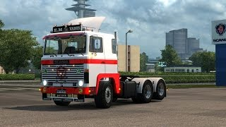 [ETS2 v1.22] Scania Serie 111 & 141 + Cabin Accessories DLC