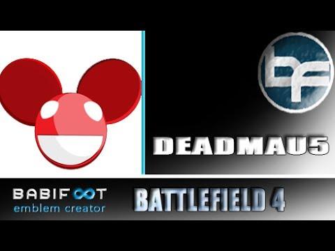 BattleField 4 Emblem - Deadmau5 (Read the description!!!)