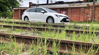 Toyota Corolla TS Hybrid 1 8 test PL Pertyn Ględzi
