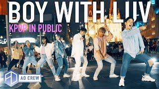 KPOP IN PUBLIC BTS (방탄소년단) 'BOY WITH LUV' Dance Cover [AO CREW - Australia] ONE SHOT vers.