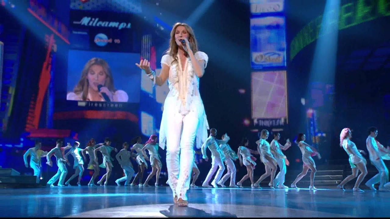 Céline Dion - I'm Alive (Live in Las Vegas 2007) - YouTube