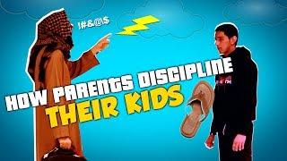 8 WAYS PARENTS DISCIPLINE THEIR CHILDREN