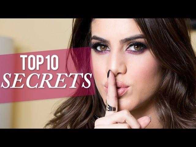 Top 10 Secrets Tag