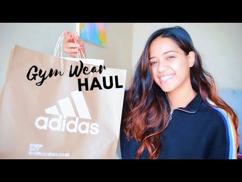 Gym Wear Haul   Skechers, Decathlon & Adidas!