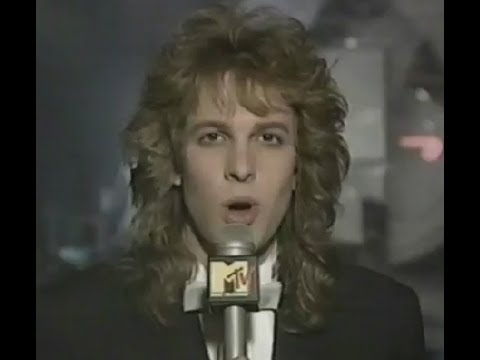 Adam Curry  1989 British Phonographic Awards (bpi) video