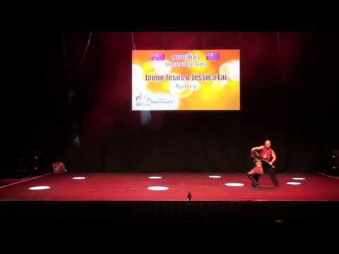 Sydney Latin Festival JAIME & JESSICA