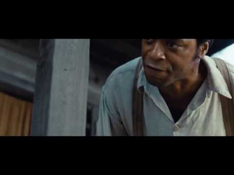 12 Years A Slave - Official Trailer feat Michael Fassbender, Brad Pitt & Chiwetel Ejiofor