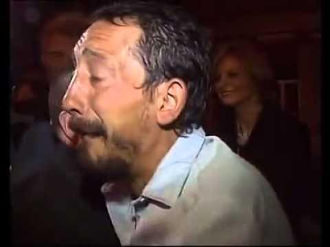 El Pepe Mujica le dio plata a un hombre llamado Cecar en la calle