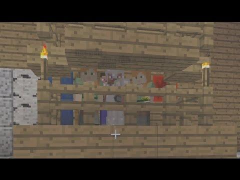 [Время приключений в minecraft] - Достраиваем дом E1.5