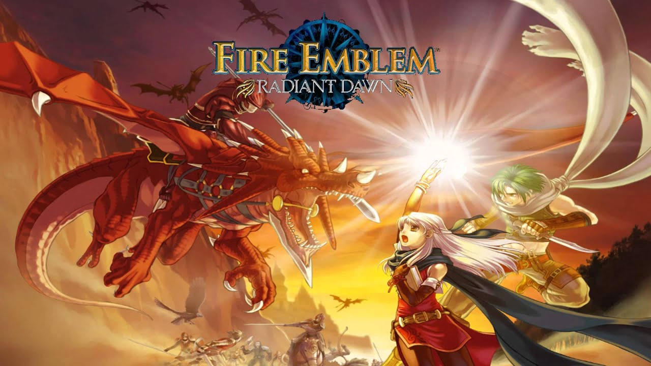 Fire Emblem Radiant Dawn Wallpaper Fire Emblem Radiant Dawn All