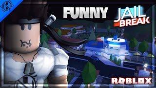 Roblox - JailBreak | Những Tình Huống Hài Hước (Funny Moments) - H3G