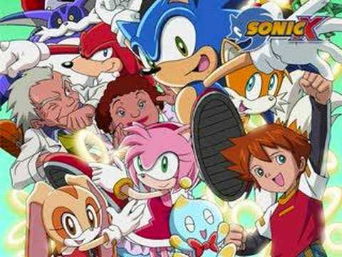 Going Fast Quotes Sonic x Gotta go Fast Music