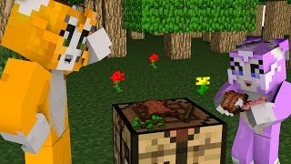 Minecraft Xbox - Sister Challenge - Part 3