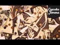 Super Easy Chocolate Bark Recipe | Cupcake Jemma