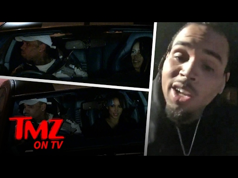 Does Chris Brown Have A New Girl? | TMZ TV
