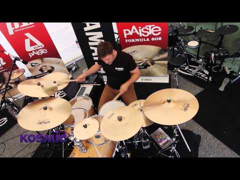 Yamaha Stage Custom Birch & Paiste Signature Precision / Formula 602 Modern Essential