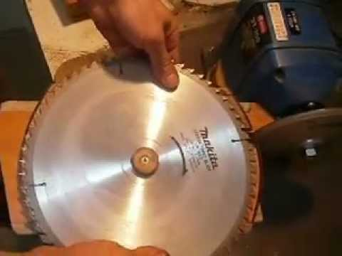 Заточка циркулярного диска своими руками 67