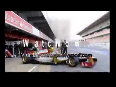 F1 Spain Free Practice 1 2 3 Qualifying Catalunya Live Stream Race 2012 Grand Prix Spanish