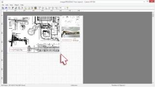 Learn how to nest and print images using canon imagePROGRAF Free Layout