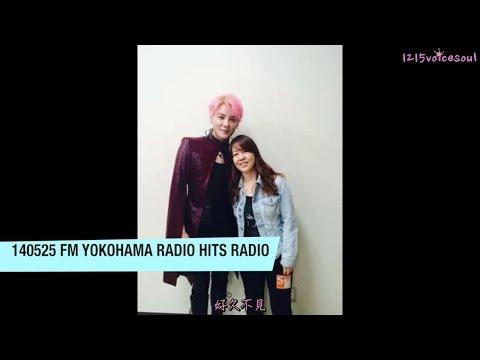 [中字]140525俊秀日本電台訪問- FM Yokohama Radio HITS Radio XIA JUNSU
