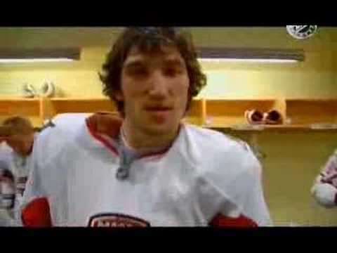 Sophomore Sensations - Alexander Ovechkin Video