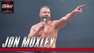 Jon Moxley talks leaving WWE, AEW and 'death matches' | State of Combat