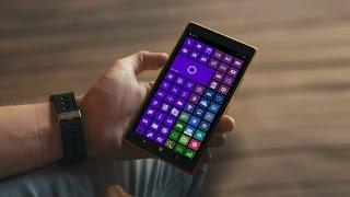 Обзор Windows Phone 8.1 на Lumia 1520