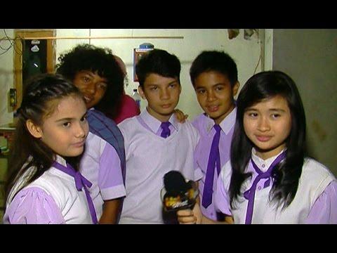 Keseruan Pemain Sinetron Bidadari Takut Jatuh Cinta - Hot Shot 15 November 2014 video