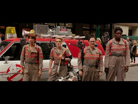Ghostbusters (2016) Official Trailer