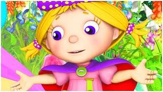 براعم | تعرّف على لين | الدنيا روزي | رسوم متحركة للاطفال | براعم روزي | كارتون | Baraem tv