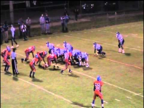 Alex Lassiter's Football Highlights - Turner County High School